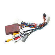WIRING HARNESS For Mitsubishi Units With Factory Navigation