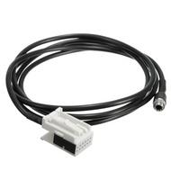 AUX 3.5mm Input Cable For BMW Factory Audio E60 E61 E63 E64