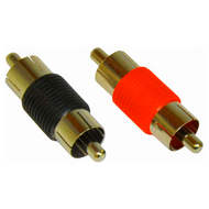 ICT-32.101 RCA Phono Cable Splice Male To Male (pair)