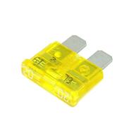 ICT-83.320 20 Amp standard ATO blade fuses (10pcs pack)