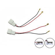 Speaker Cable Adapters For Citroën C1, Peugeot 107, Toyota Aygo