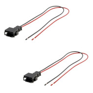 Speaker Cable Adapters For Mercedes A-Class, C-Class, CLK, E-Class