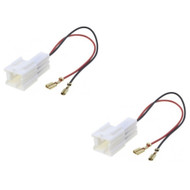 Speaker Cable Adapters For Fiat Palio, Mazda 323