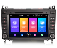PbA ME2721B Android 10.0 After-Market Radio For Mercedes Benz