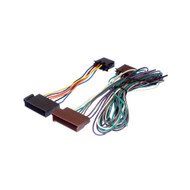 Ford RDS 2007 Radio ISO Lead - For Ford Cars Fitted With RDS2007