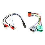 Amp Retention Cable For Volvo V70 HU-6 & HU-8 Series