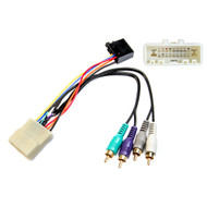 Amp Retention Cable For Nissan 20 PIN Radio With BOSE