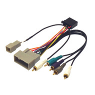 Amp Retention Cable For Honda Civic, CR-V - No Steering Wheel Controls