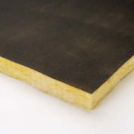 Supertel Board Black Matt Face - 75mm (2400mm x 1200mm x 75mm)