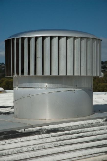 Hurricane BFR (Bushfire) Top (Mill 400mm