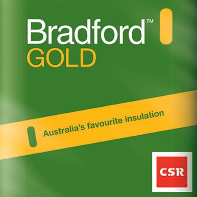 Gold Wall Batts - R2.0 X 580  * 1160 (90mm - 12.2m2 Pack)
