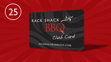 Rack Shack $25 Gift Card