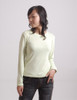 Soft Green 100% Bamboo Long Sleeved T-Shirt