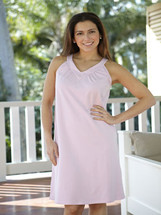 Bamboo Luxury V-Neck Nightie