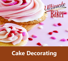ultimate baker cake decorating