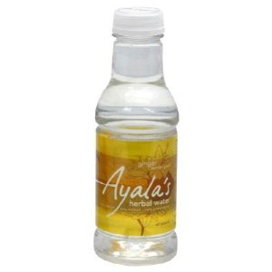 Ayala Ginger Lemon Peel Herbal Water (12x16 Oz)