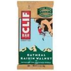 Clif Bar Oat Raisin Walnut Clif Bar Bar (12x2.4 Oz)