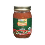 Field Day Organic Hot Salsa (12x16Oz)