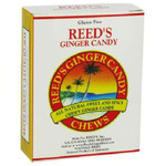 Reed's Chewy Ginger Candy Rolls (20x2 Oz)