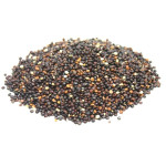 Grains Black Quinoa (1x25LB )