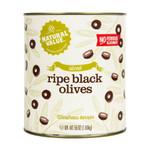 Natural Value Black Sliced Olv/No Fg (6x108OZ )