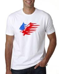 American Flag Eagle Tee