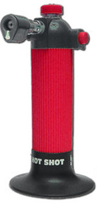 BLAZER TORCH,BUTANE (NO GAS),RED