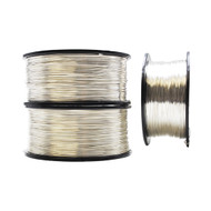 "Solder Wire a/c Low Melt x .032"" (1 pound)"