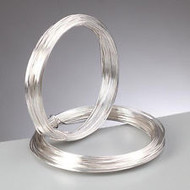 "Solder Wire - Silver .031"" 75% Hard 1450F Melting Point (1oz.)"