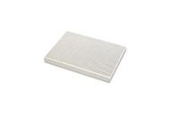 """Honeycomb Design Ceramic Soldering Block 51/2"""" x 73/4"""" x 1/2"""""""