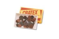 Cratex Assortment, 26 Pieces