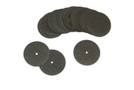 "Separating Disc, 7/8"" x .9"", Silicon Carbide, Box of 100 ( 12 packs )"