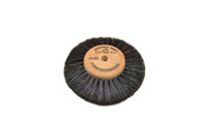 "Wood Hub Brush, 4 Rows of Bristle, 3"" Overall Diameter (pack of 12)"