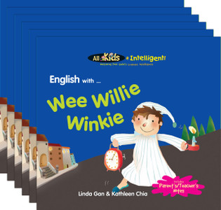 English with...Wee Willie Winkie (6 Pack)