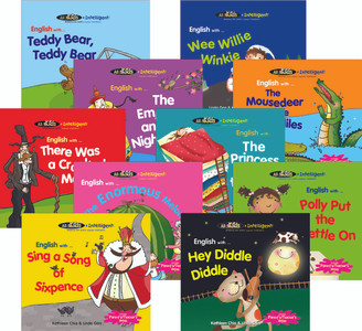 All Kids R Intelligent! English Readers (Classroom Set of 10)