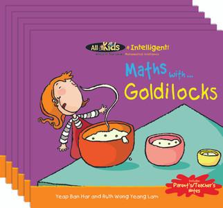Maths with...Goldilocks (6 Pack)