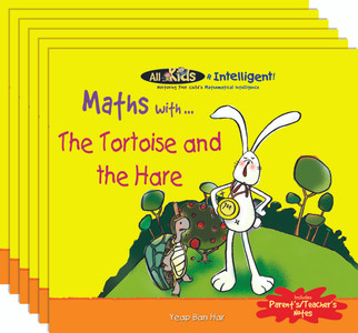 Maths with...The Tortoise and the Hare (6 Pack)