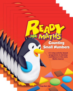Ready for Maths: Counting Small Numbers (6 Pack)