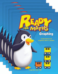 Ready for Maths: Graphing (6 Pack)