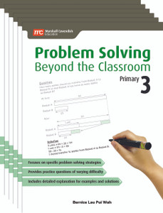Problem Solving Beyond the Classroom Grade 3 (6 Pack)