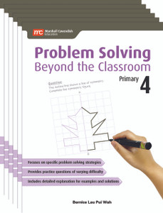 Problem Solving Beyond the Classroom Grade 4 (6 Pack)