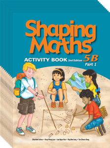 Shaping Maths: Activity Book Grade 5B Part 1 (10 Pack)