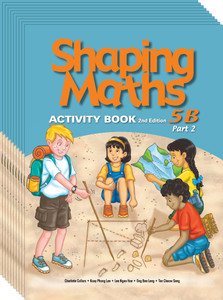 Shaping Maths: Activity Book Grade 5B Part 2 (10 Pack)
