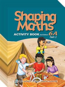 Shaping Maths: Activity Book Grade 6A Part 2 (10 Pack)