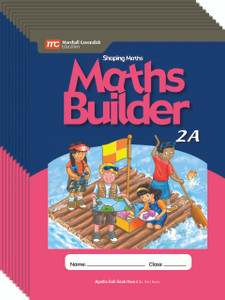Shaping Maths: Maths Builder Grade 2A (10 Pack)