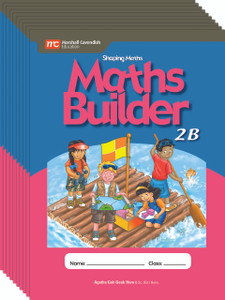 Shaping Maths: Maths Builder Grade 2B (10 Pack)
