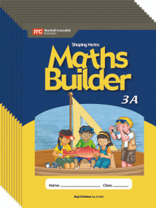 Shaping Maths: Maths Builder Grade 3A (10 Pack)