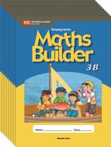 Shaping Maths: Maths Builder Grade 3B (10 Pack)