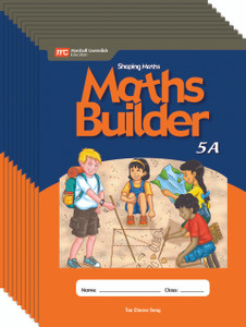 Shaping Maths: Maths Builder Grade 5A (10 Pack)