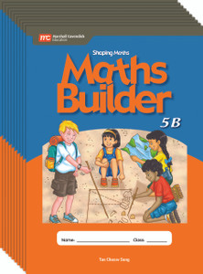 Shaping Maths: Maths Builder Grade 5B (10 Pack)